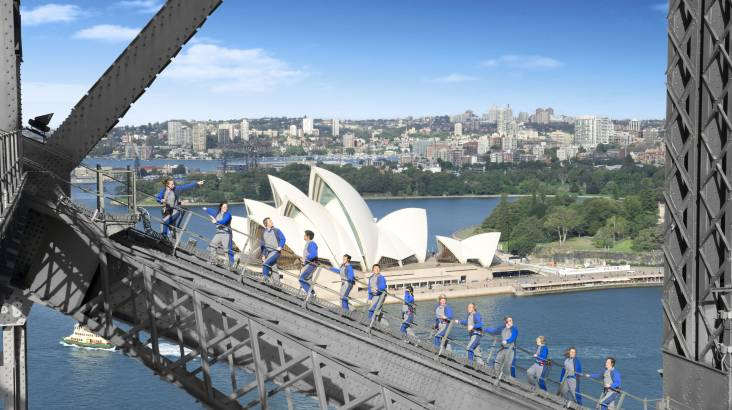 Sydney Harbour Bridge Day Climb -Weekend - Child