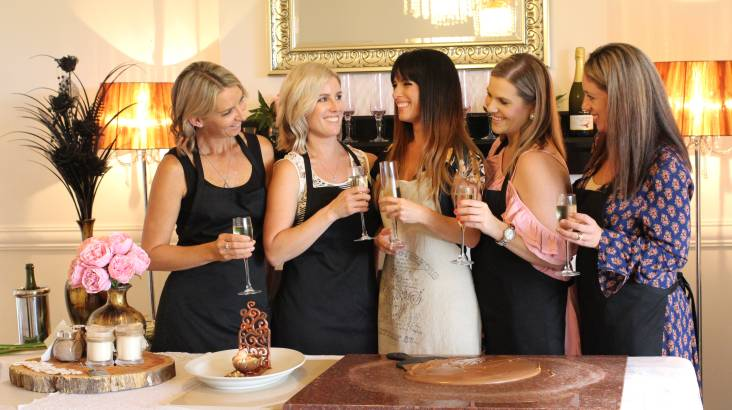 Chocolate Making Workshop with Tastings and Champagne
