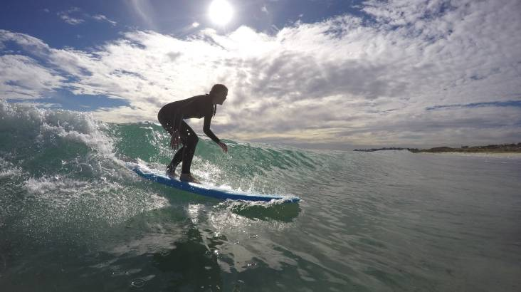 Learn to Surf Family Lesson - 2 Hours