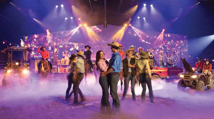 Australian Outback Spectacular - Weekend - Adult