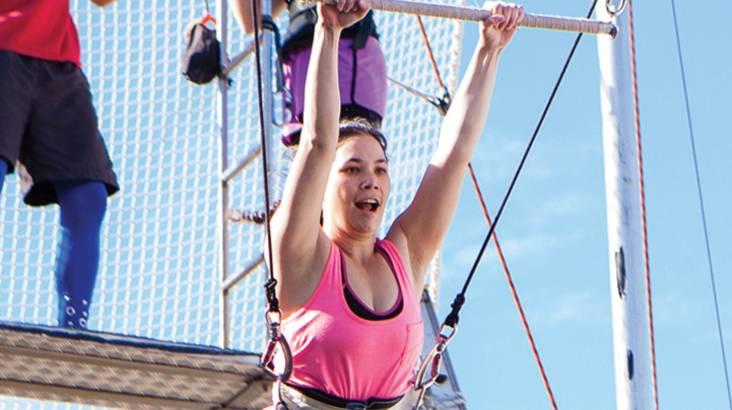 RedBalloon Flying Trapeze Workshop in Sydney - For 2