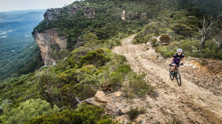 Narrowneck Peninsula Mountain Bike Self Guided Ride