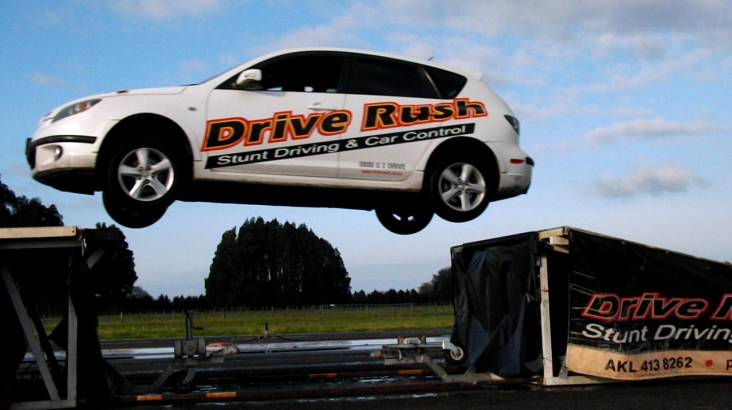 RedBalloon Introductory Stunt Driving Course at Ardmore