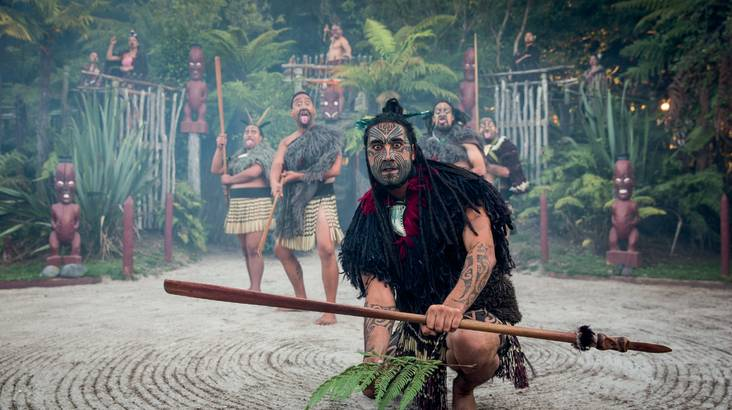 RedBalloon Maori Cultural Experience With Performance and Buffet