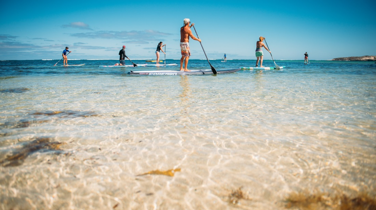Stand Up Paddling Lesson - 90 Minutes