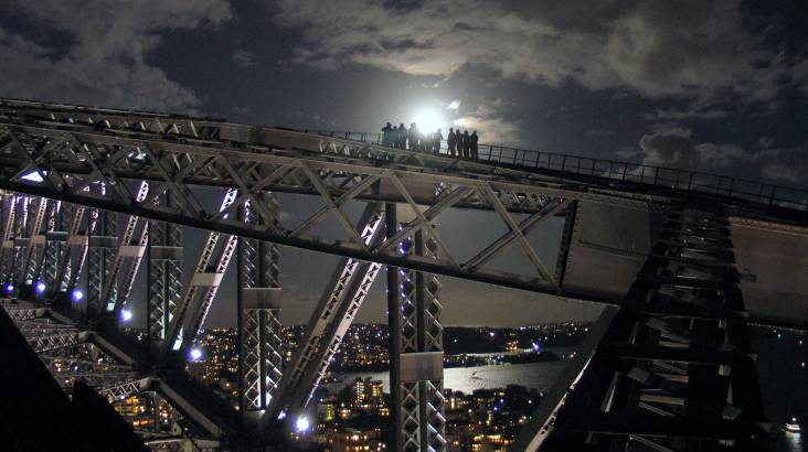 Sydney Harbour Bridge Night Climb - Weekday - Adult