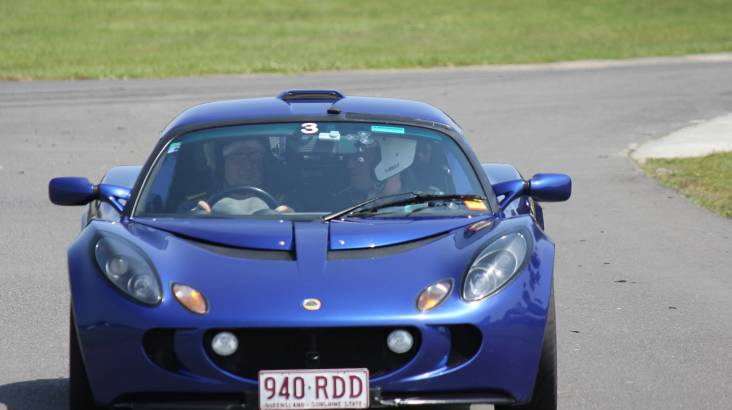 RedBalloon Lotus Drive and Ride Package - Norwell - 8 Laps