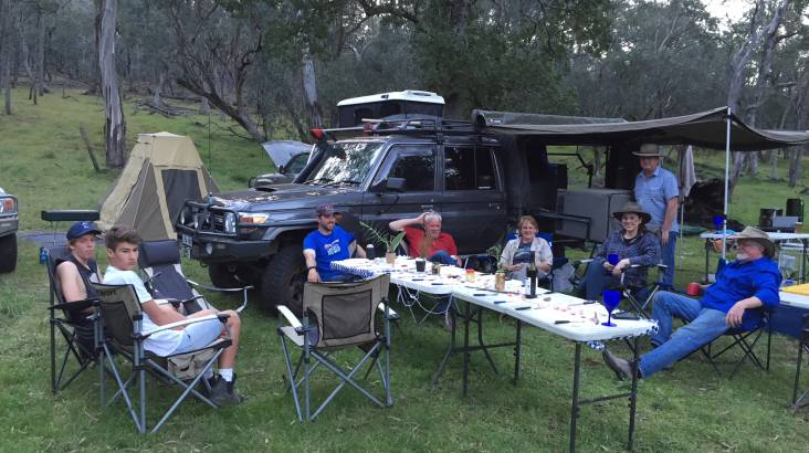 RedBalloon 3 Day 4WD Adventure with Meals and Camping Accomodation