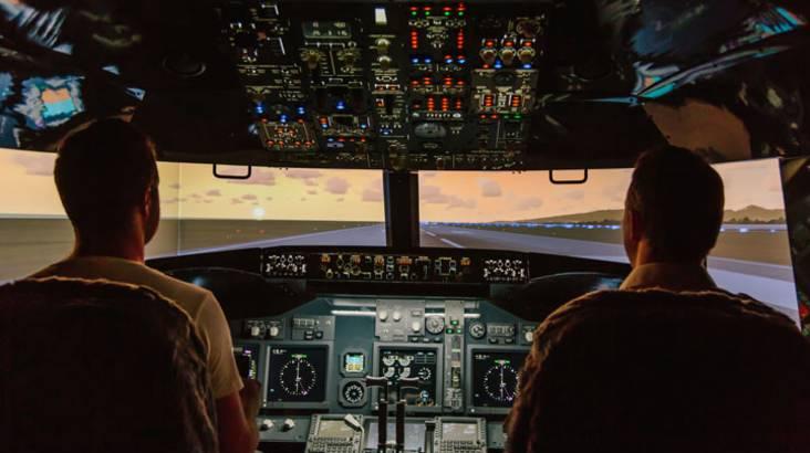 Jet Flight Simulator Experience - 30 Minutes
