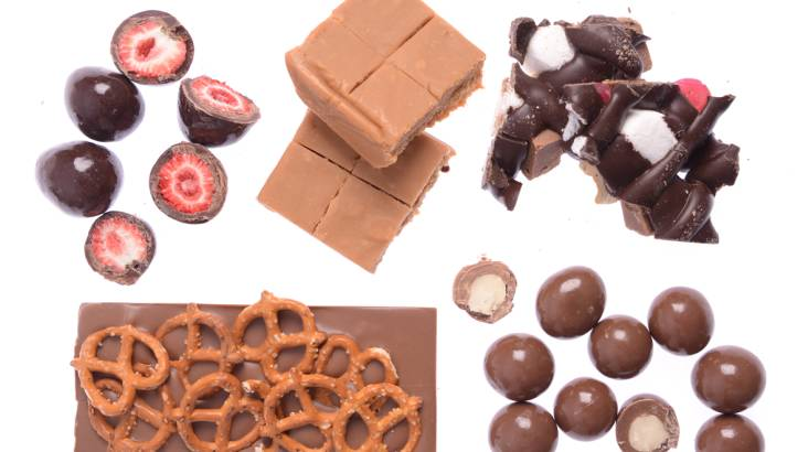 RedBalloon Chocolate Lovers Gourmet Collection