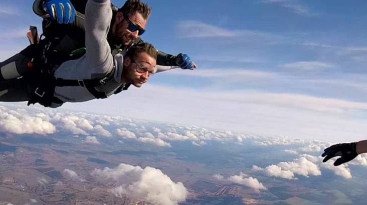 Tandem Skydive Over Latrobe Valley - Weekend - 15,000ft
