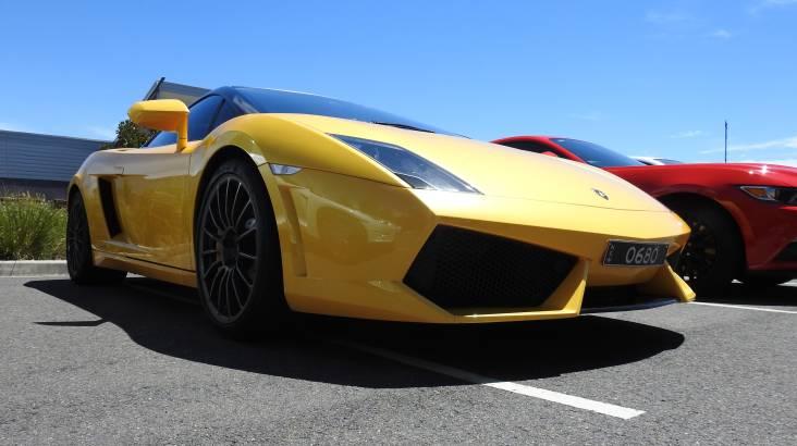 Half Day Supercar Drive including Lamborghini and More