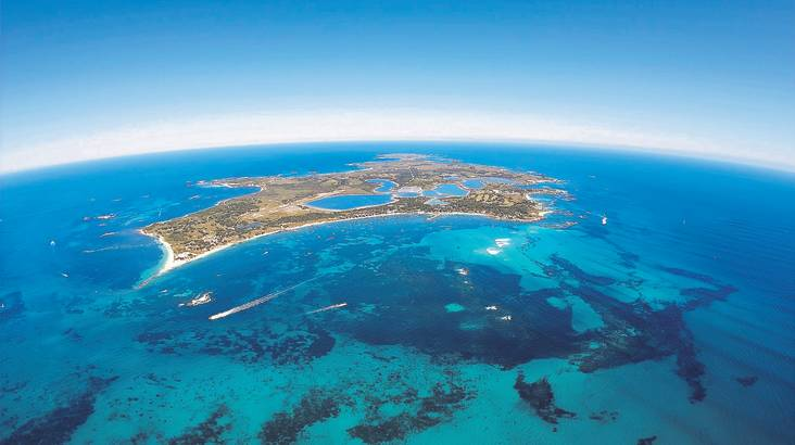 Rottnest Island Half Day Scenic Flight - For 2