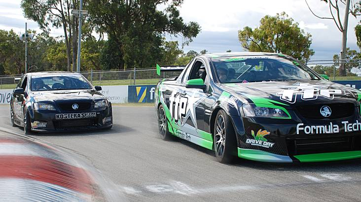 V8 Car Hot Laps - 3 Laps - Perth