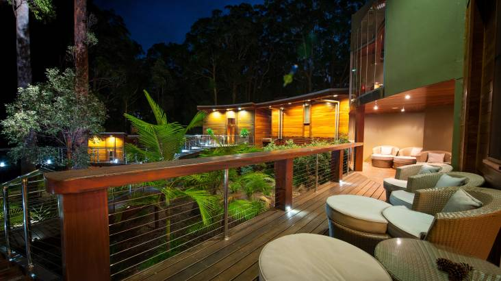 RedBalloon Gwinganna Wellness Weekend - 2 Nights