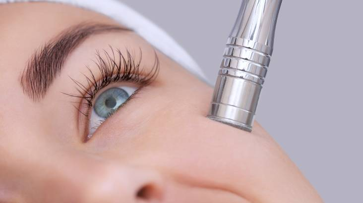Microdermabrasion and LED Light Therapy - Broadbeach