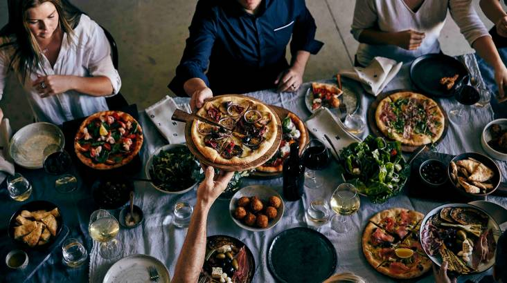 Multi-Course Italian Winery Lunch with Wine - For 2- Midweek