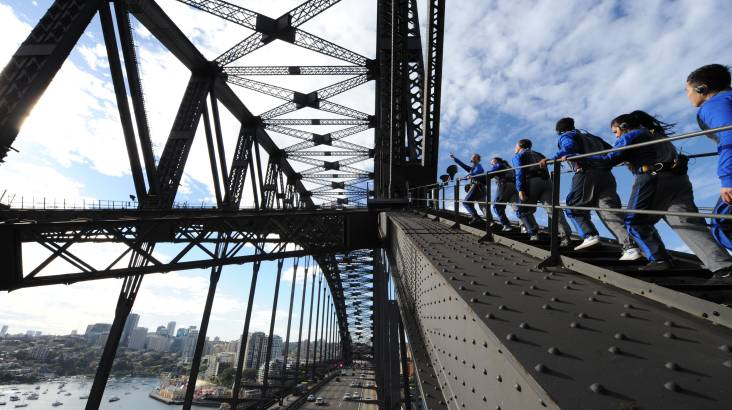 Sydney Harbour Bridge Express Day Climb - Weekday - Adult