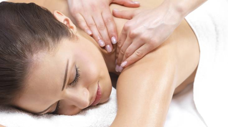 Aromatherapy Body Massage and Back Polish - Maroochydore