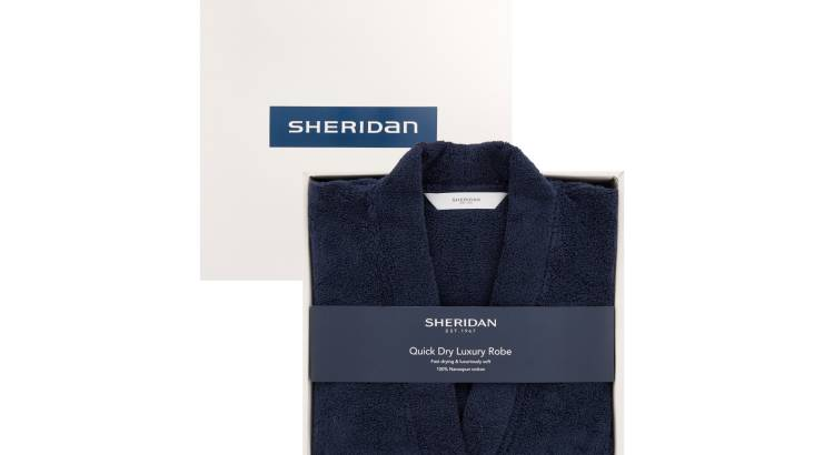 Luxury Sheridan Robe for Men - Various Colours