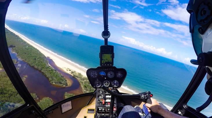 Sunshine Coast Scenic Helicopter Flight - 18 Minutes