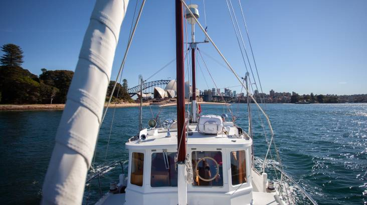 Private Classic Wooden Boat Cruise - For 8
