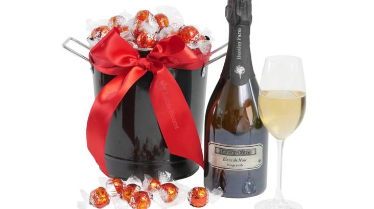 Chocolates and Hentley Farm Sparkling Wine Indulgence Hamper