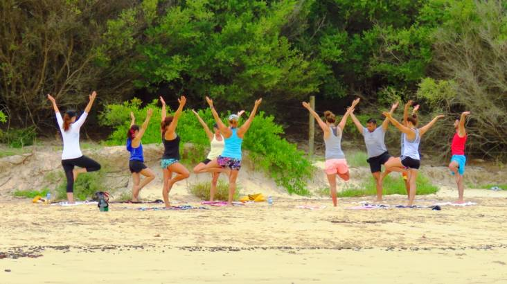 Mini Wellness Team Bonding Retreat - Kayaking and Yoga
