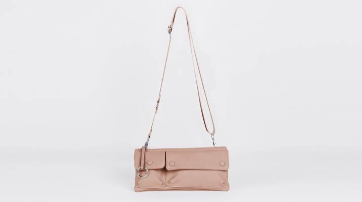 Multi-Way Vegan Leather Bag - Various Colours
