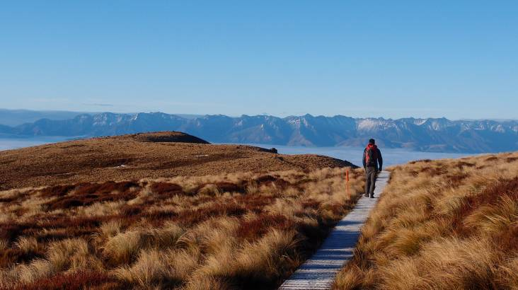 RedBalloon Epic Private Fiordland Adventure - Fish Fly and Hike - For 2