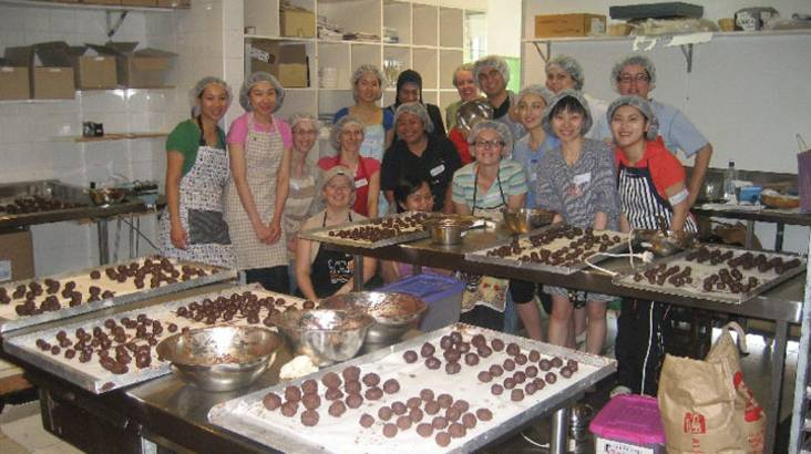 RedBalloon Fun Friday Chocolate Workshop - For 2