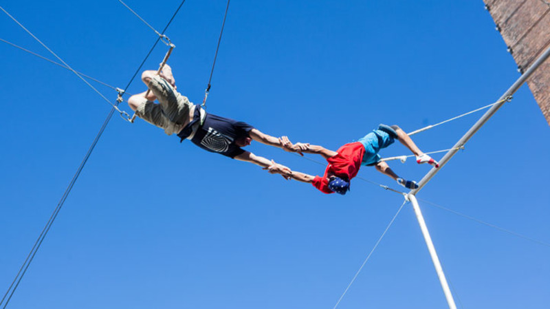 RedBalloon Flying Trapeze Workshop - Gold Coast