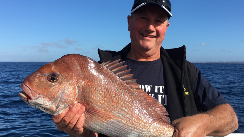 RedBalloon Sport Fishing Charter Trip - 8 Hours