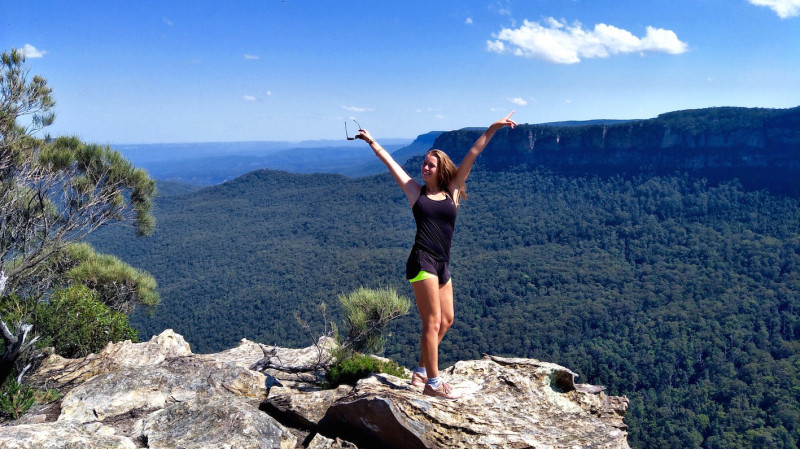 RedBalloon Blue Mountains Hiking Adventure  - Full Day