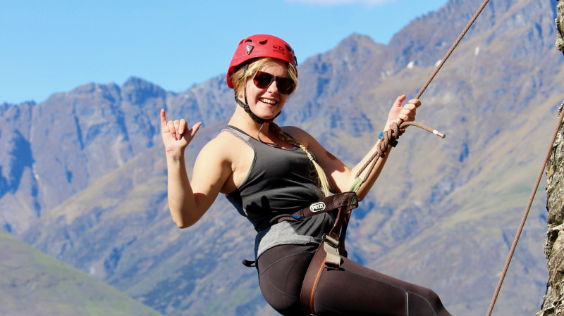 RedBalloon Abseiling In Queenstown - Half Day