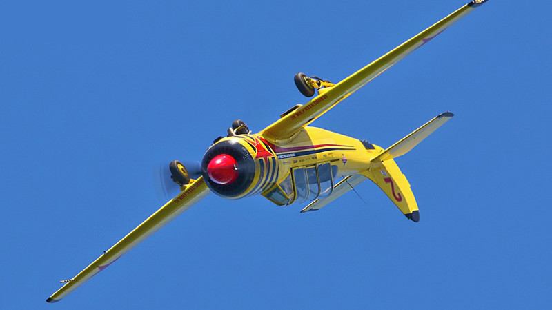 RedBalloon Intro Warbird Aerobatic Flight - 15-20 Minutes - Midweek