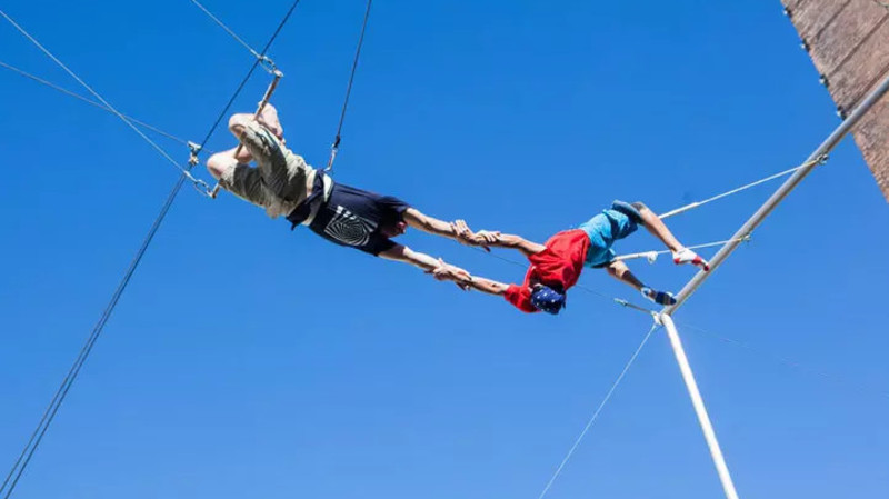 RedBalloon Flying Trapeze Workshop - For 2
