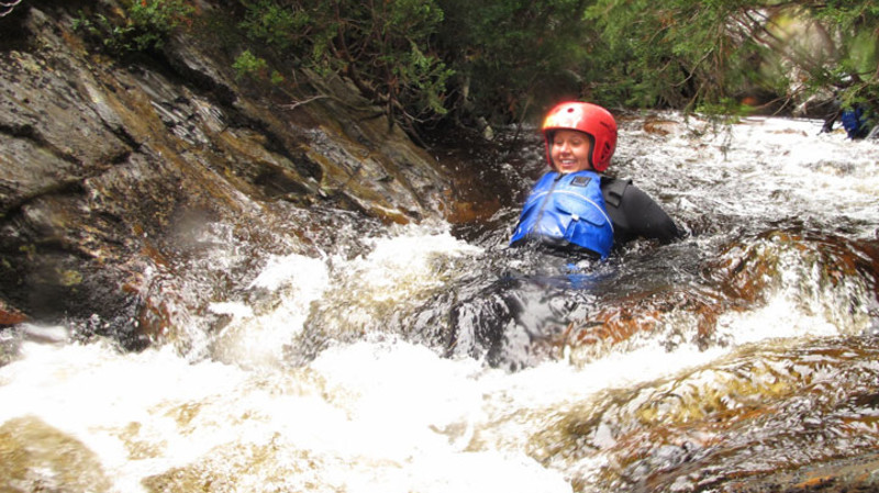 RedBalloon Cradle Mountain Canyoning Experience - Half Day