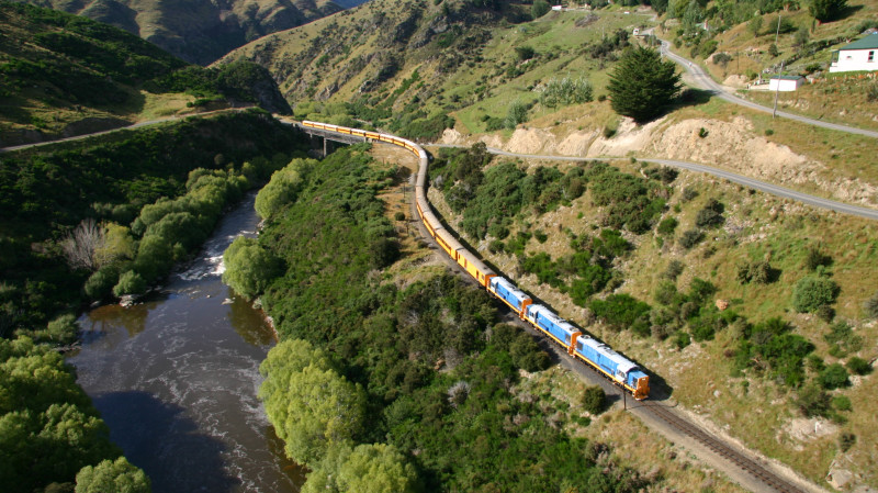 RedBalloon Dunedin to Waitati Scenic Rail Journey