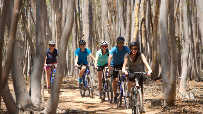 RedBalloon Bike And Bush Adventure - You Yangs Regional Park - Full Day