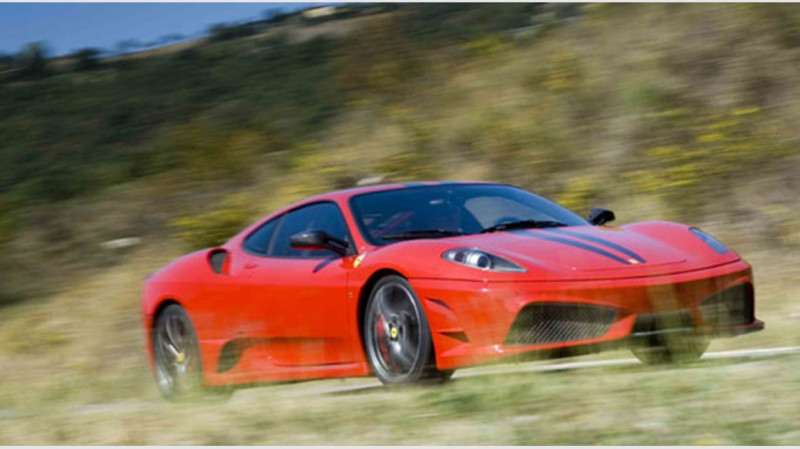 Ferrari Driving Experience from Buyagift
