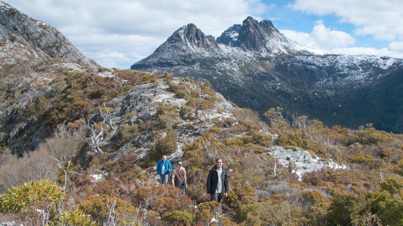 RedBalloon Cradle Mountain and Lake St Clair Hiking Adventure - 2 Days
