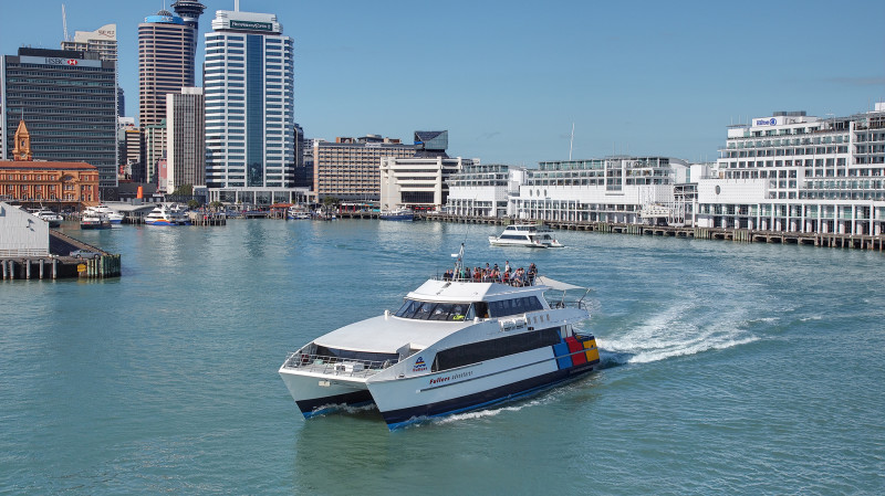 RedBalloon Cruise on Auckland's Waitemata Harbour