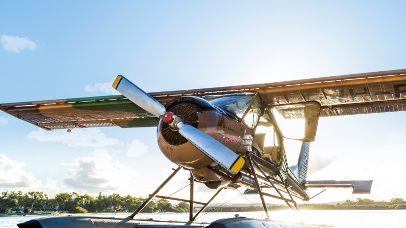 RedBalloon Maroochy River Seaplane Adventure Flight - For 2