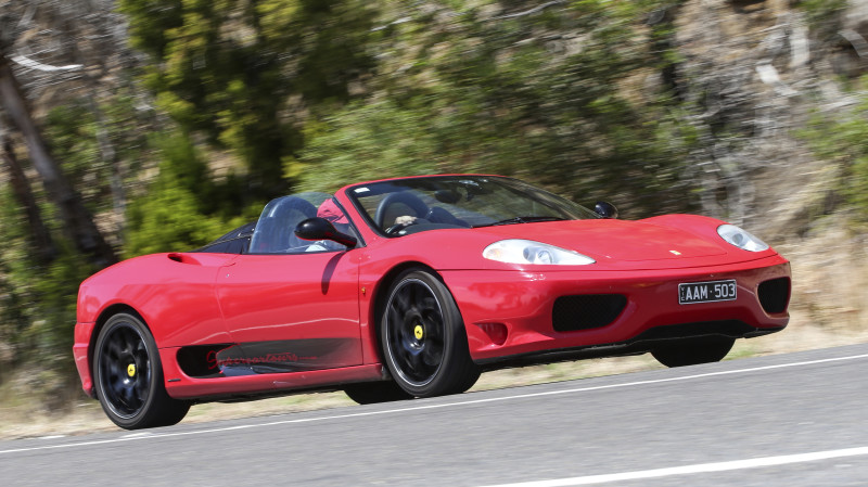 RedBalloon Ferrari Supercar Drive Experience - 60 Minutes - For 2