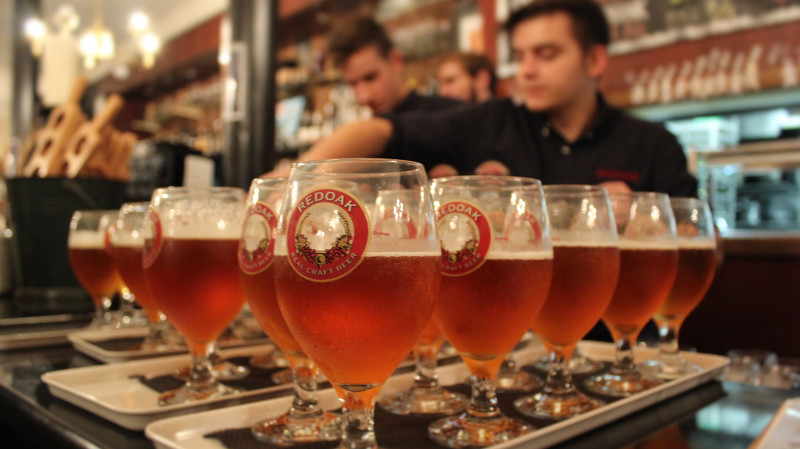 RedBalloon Boutique Beer Tasting Class