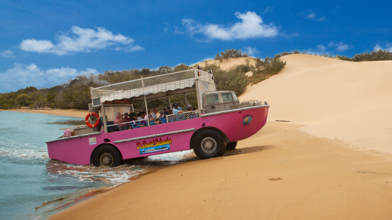 RedBalloon Eurimbula National Park Beach by Amphibious Vessel - Adult