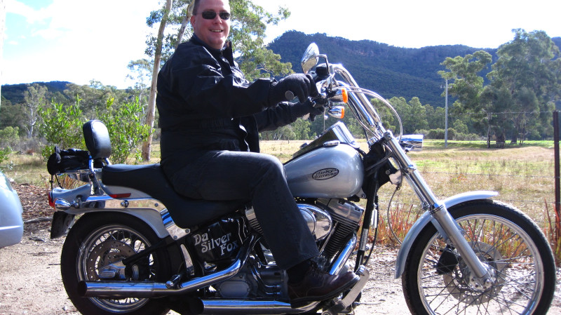 RedBalloon Hawkesbury Valley Harley Ride For Two