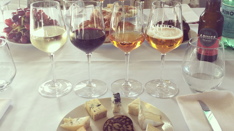 RedBalloon Artisan Cheese and Wine Tasting on Cockatoo Island - For 2