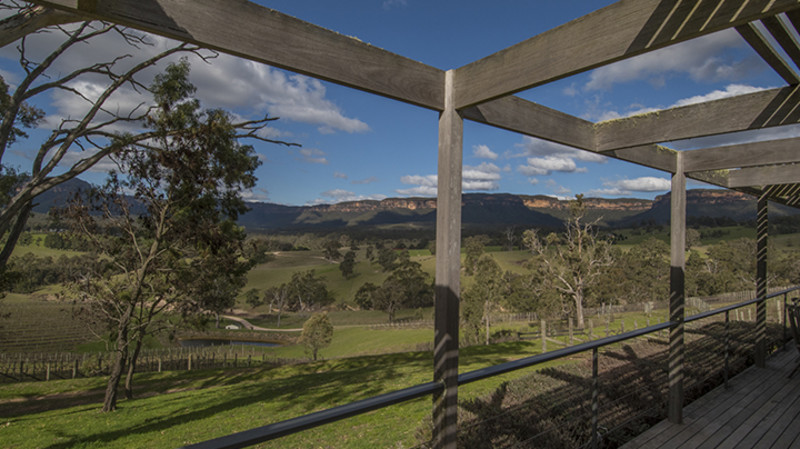 RedBalloon Blue Mountains Vineyard Getaway - Midweek - 2 Nights